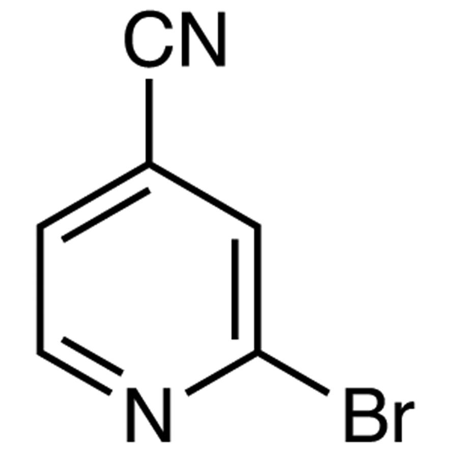 2-Bromo-4-cyanopyridine