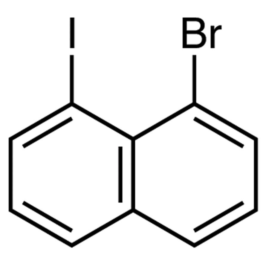 1-Bromo-8-iodonaphthalene