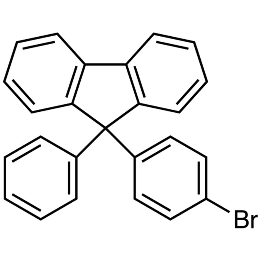 9-(4-Bromophenyl)-9-phenylfluorene