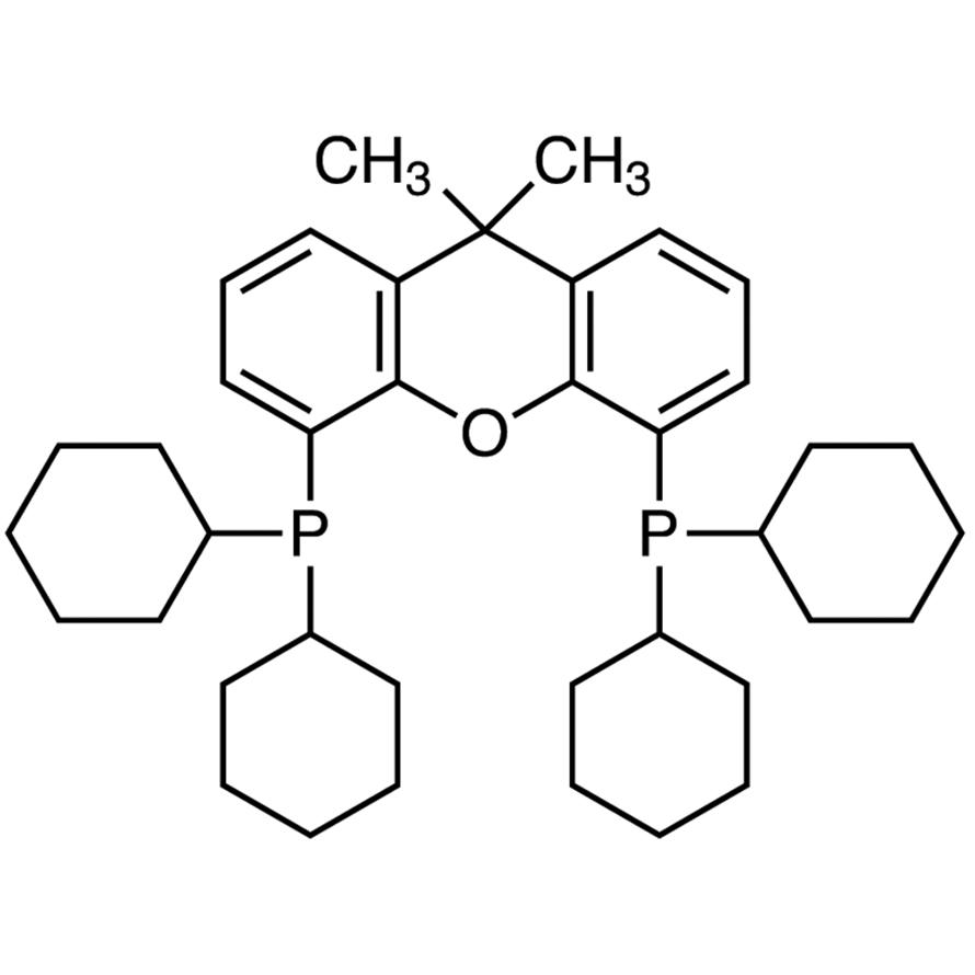 4,5-Bis(dicyclohexylphosphino)-9,9-dimethylxanthene