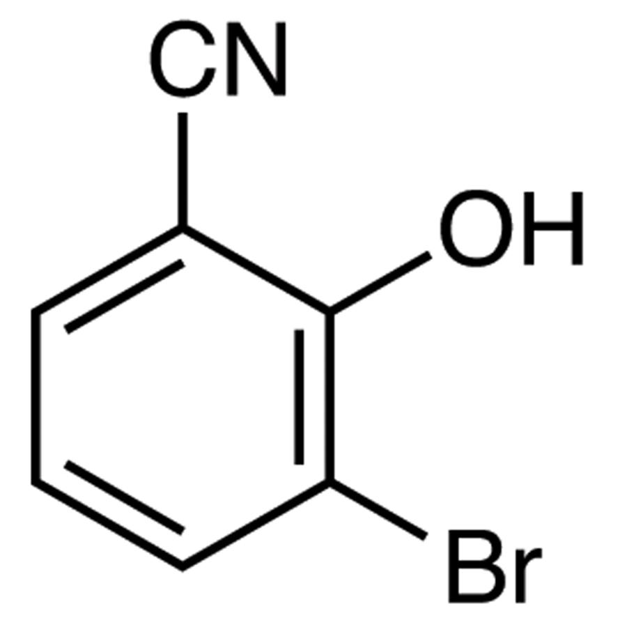 3-Bromo-2-hydroxybenzonitrile