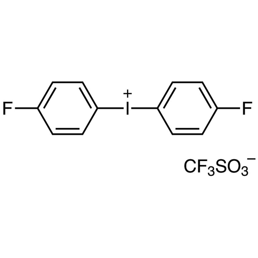 Bis(4-fluorophenyl)iodonium Trifluoromethanesulfonate