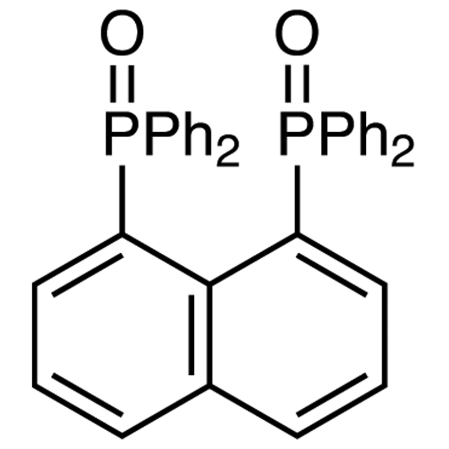 1,8-Bis(diphenylphosphinyl)naphthalene