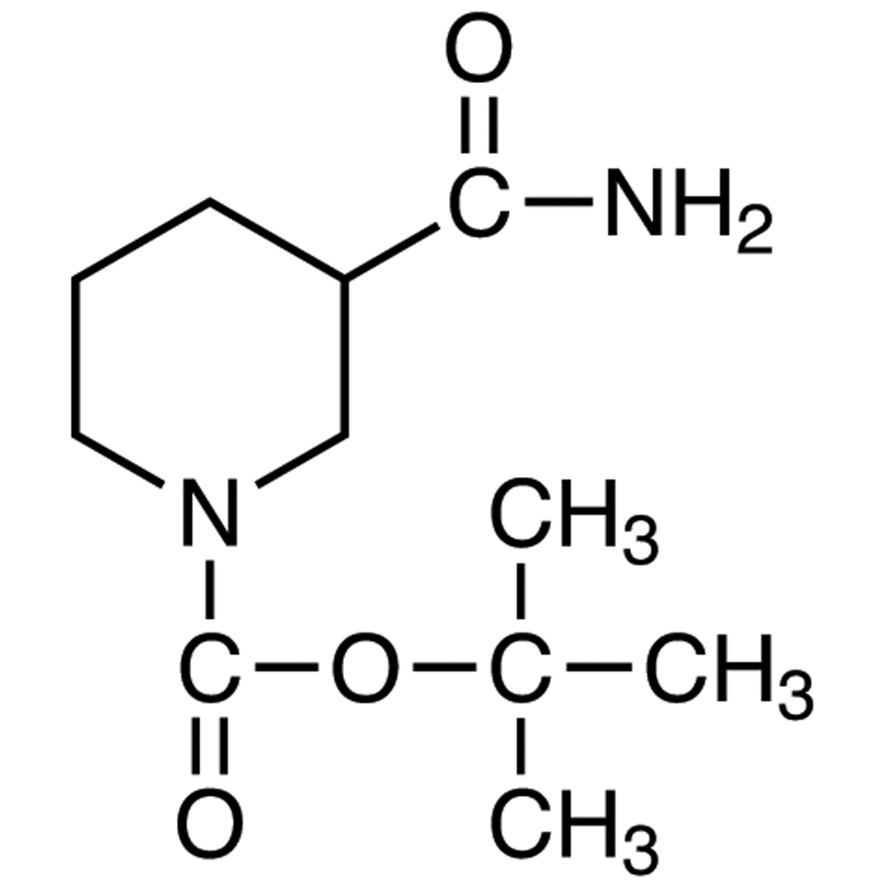 1-(tert-Butoxycarbonyl)-3-piperidinecarboxamide