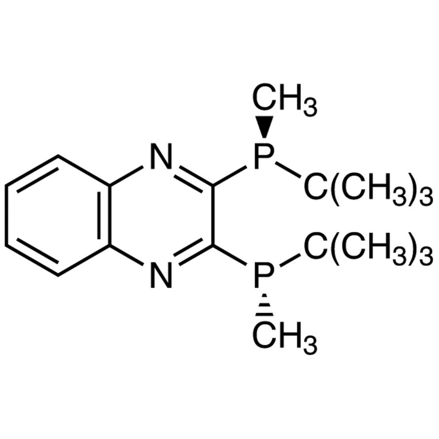 (S,S)-(+)-2,3-Bis(tert-butylmethylphosphino)quinoxaline