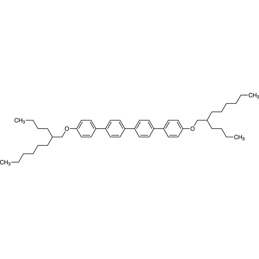 4,4'''-Bis(2-butyloctyloxy)-p-quaterphenyl
