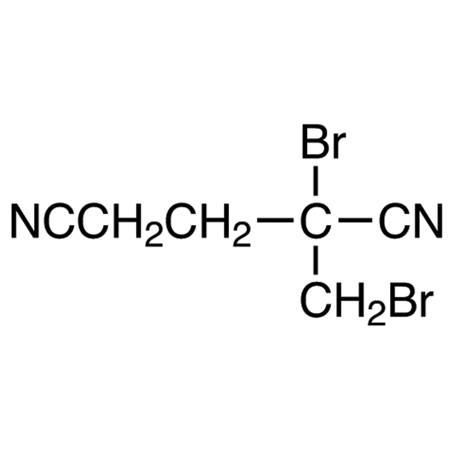 2-Bromo-2-(bromomethyl)glutaronitrile