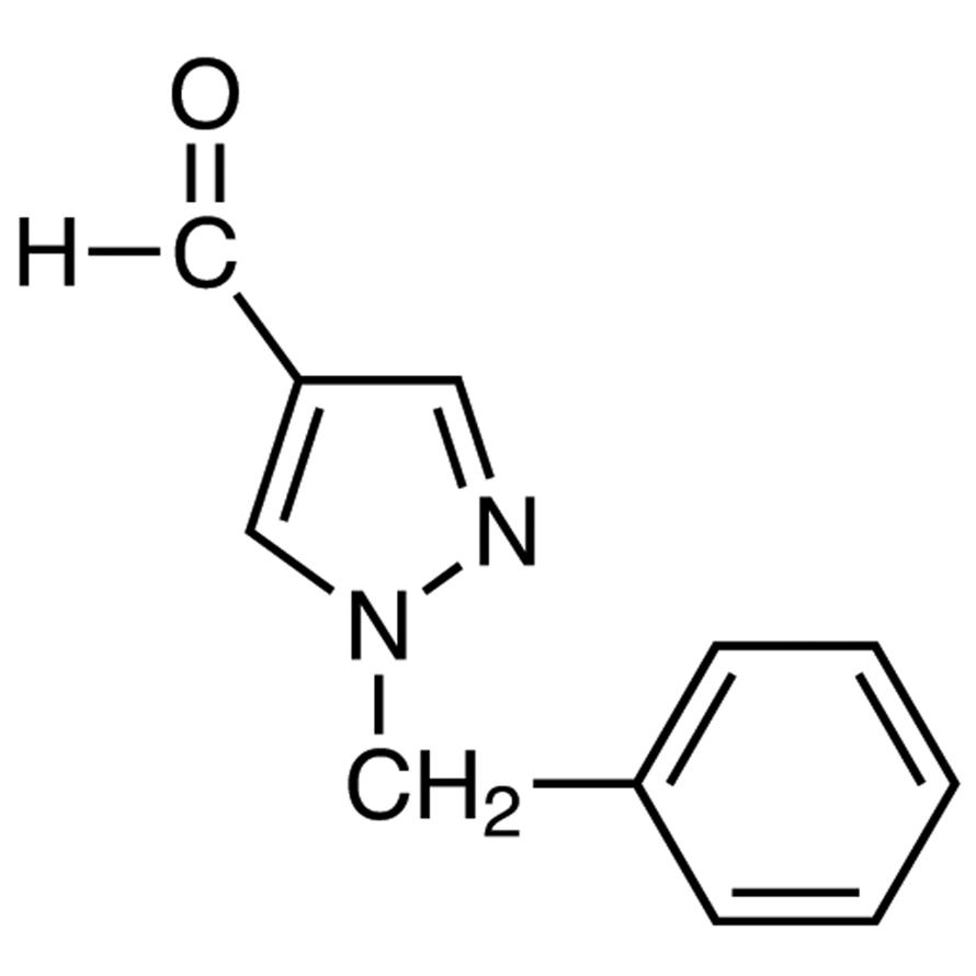 1-Benzyl-1H-pyrazole-4-carboxaldehyde