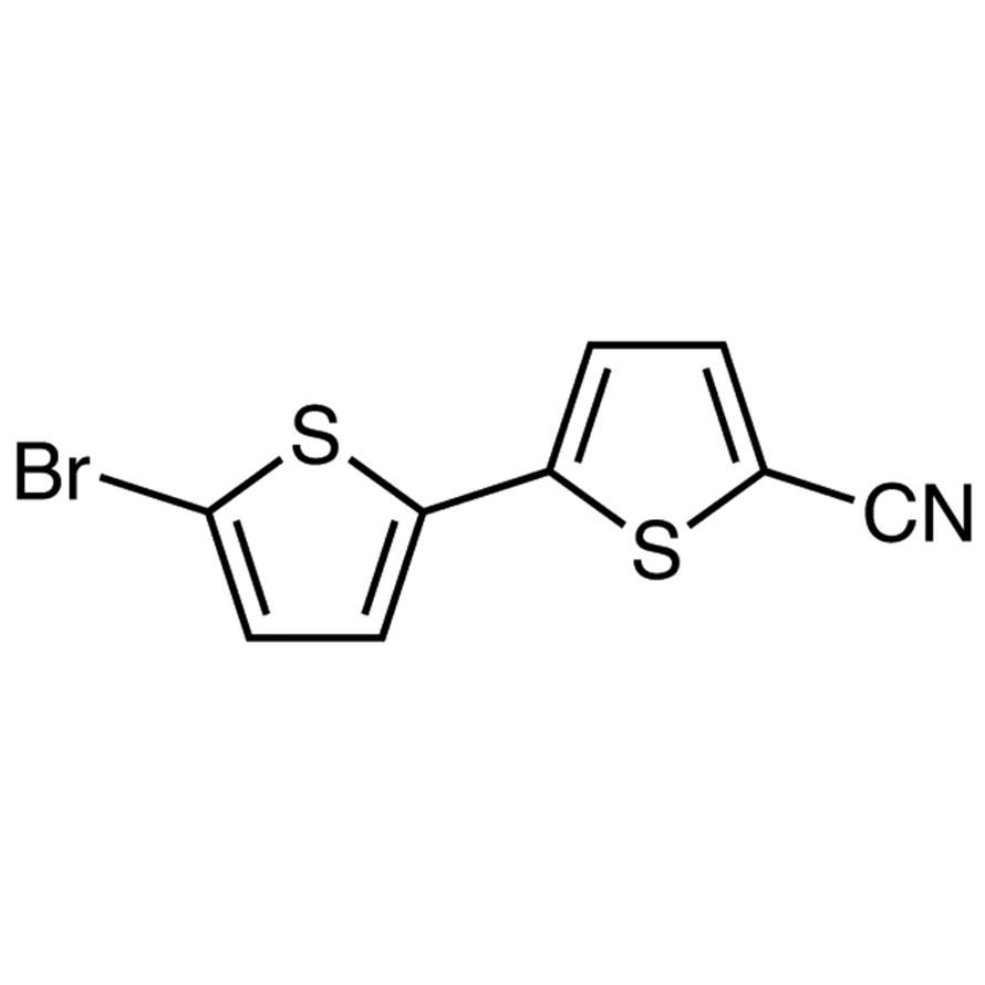 5'-Bromo-[2,2'-bithiophene]-5-carbonitrile