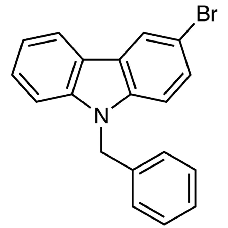 9-Benzyl-3-bromo-9H-carbazole
