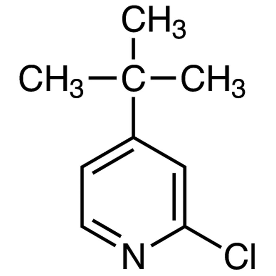 4-(tert-Butyl)-2-chloropyridine