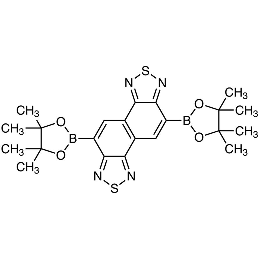 5,10-Bis(4,4,5,5-tetramethyl-1,3,2-dioxaborolan-2-yl)naphtho[1,2-c:5,6-c']bis([1,2,5]thiadiazole)