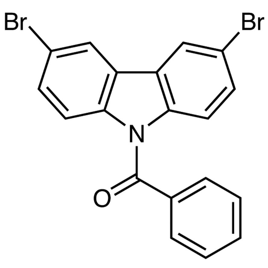 9-Benzoyl-3,6-dibromo-9H-carbazole