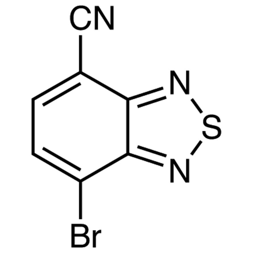 7-Bromo-2,1,3-benzothiadiazole-4-carbonitrile