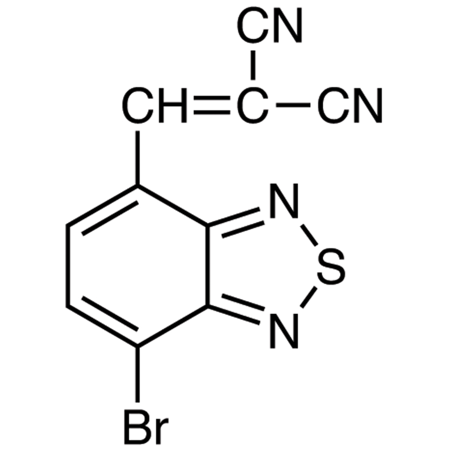 2-[(7-Bromo-2,1,3-benzothiadiazol-4-yl)methylene]malononitrile