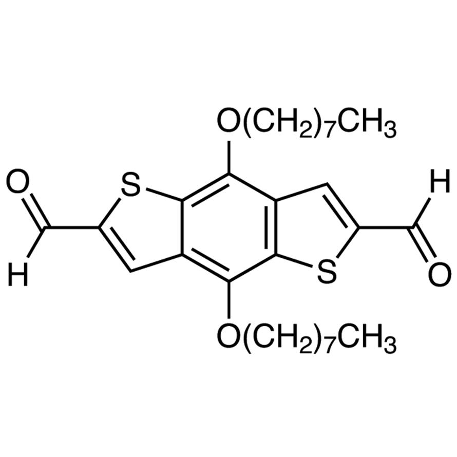 4,8-Bis(n-octyloxy)benzo[1,2-b:4,5-b']dithiophene-2,6-dicarbaldehyde