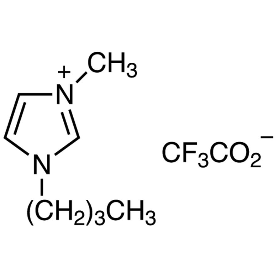 1-Butyl-3-methylimidazolium Trifluoroacetate