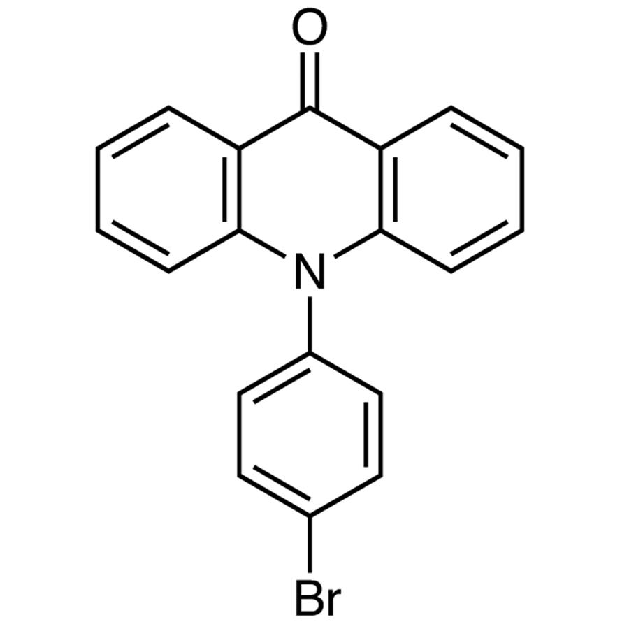 10-(4-Bromophenyl)-9(10H)-acridone