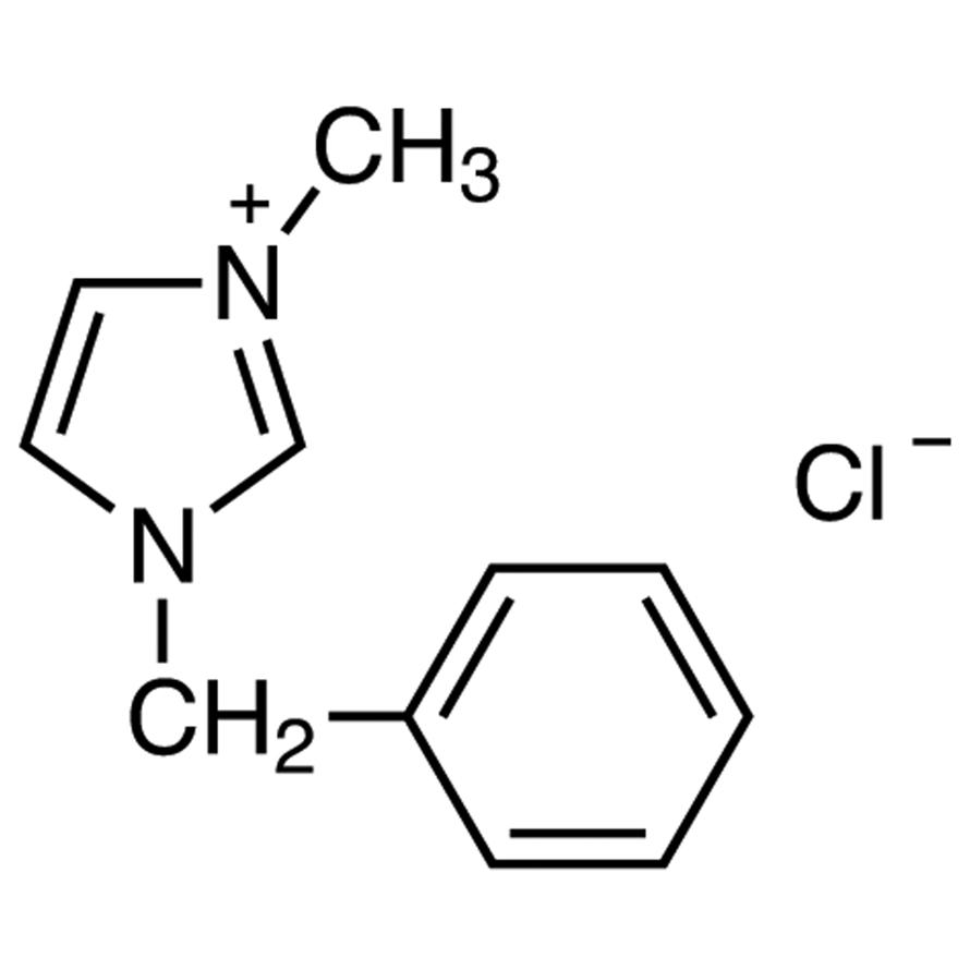 1-Benzyl-3-methylimidazolium Chloride