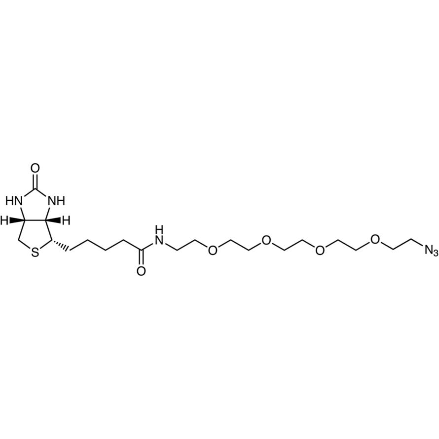 Biotin-PEG4-Azide