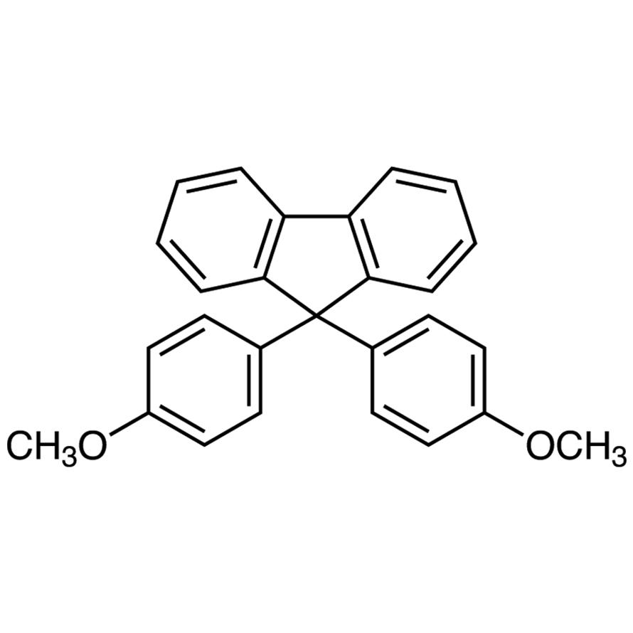 9,9-Bis(4-methoxyphenyl)-9H-fluorene