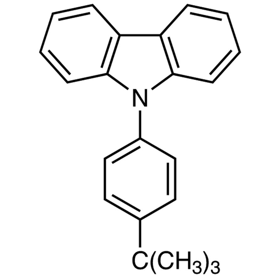 9-[4-(tert-Butyl)phenyl]-9H-carbazole