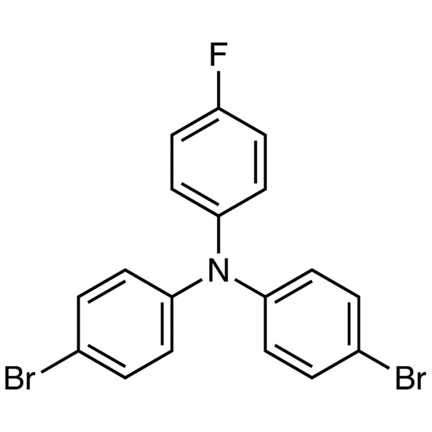 N,N-Bis(4-bromophenyl)-4-fluoroaniline