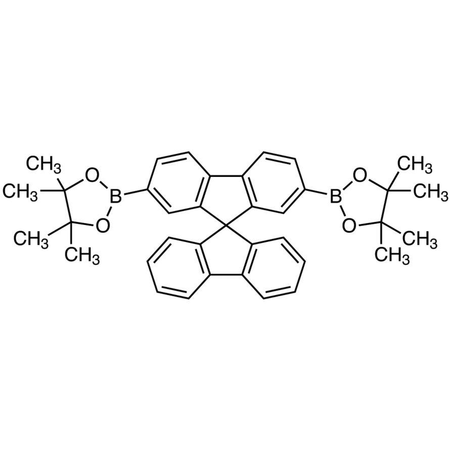 2,7-Bis(4,4,5,5-tetramethyl-1,3,2-dioxaborolan-2-yl)-9,9'-spirobi[9H-fluorene]