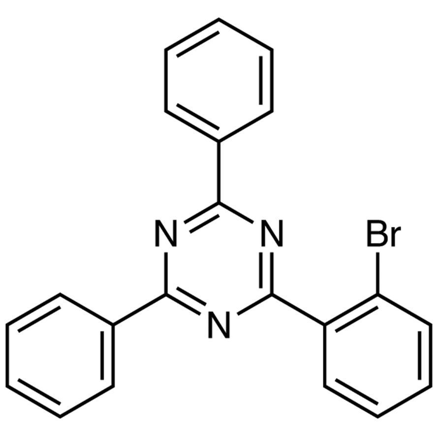 2-(2-Bromophenyl)-4,6-diphenyl-1,3,5-triazine