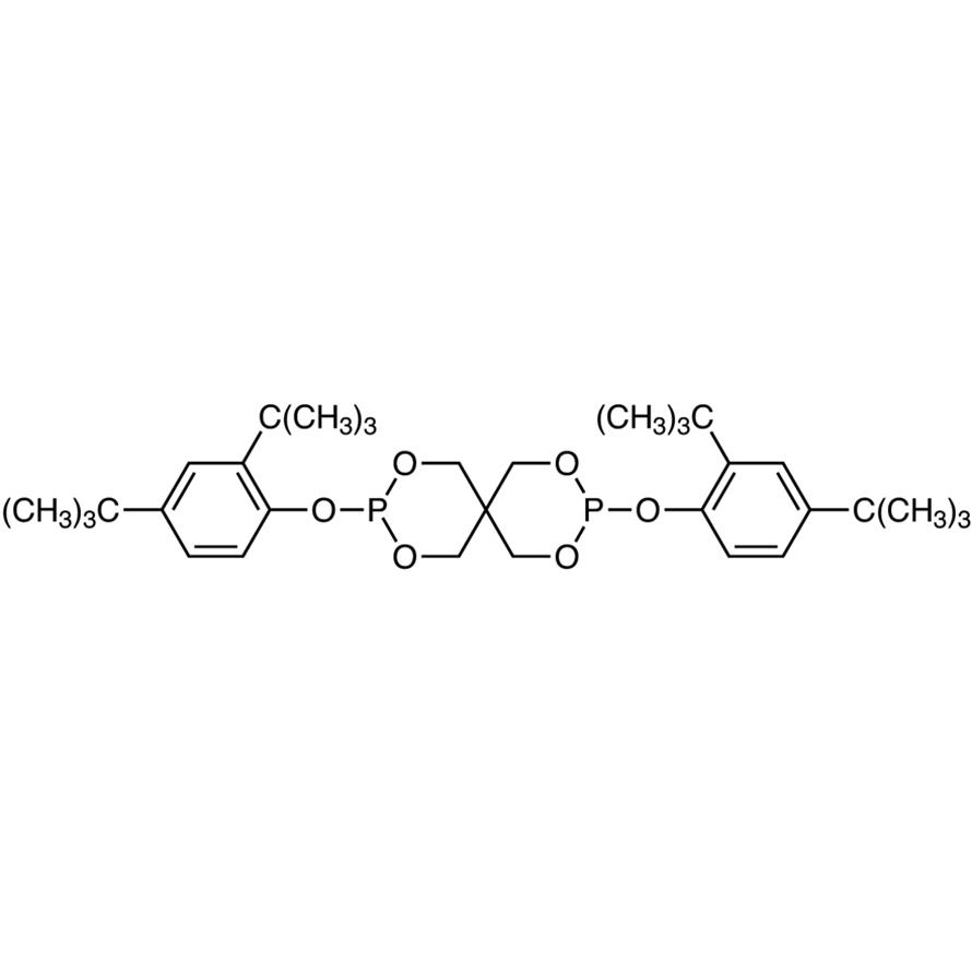 3,9-Bis(2,4-di-tert-butylphenoxy)-2,4,8,10-tetraoxa-3,9-diphosphaspiro[5.5]undecane