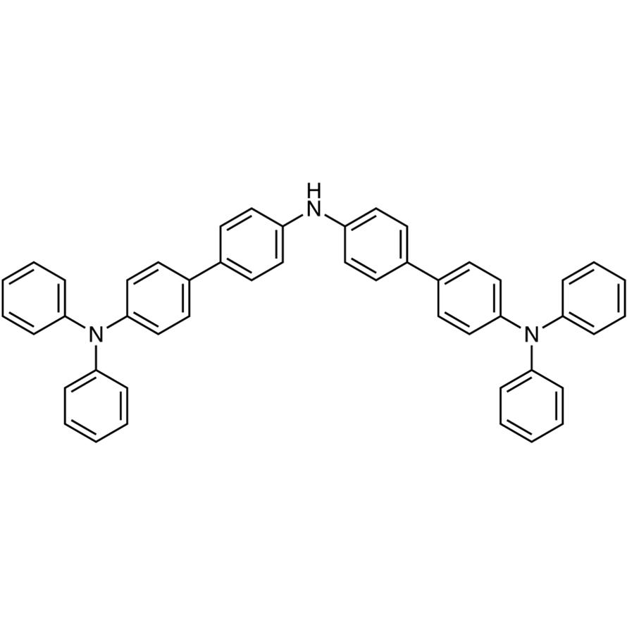 N,N-Bis(4'-diphenylamino-4-biphenylyl)amine
