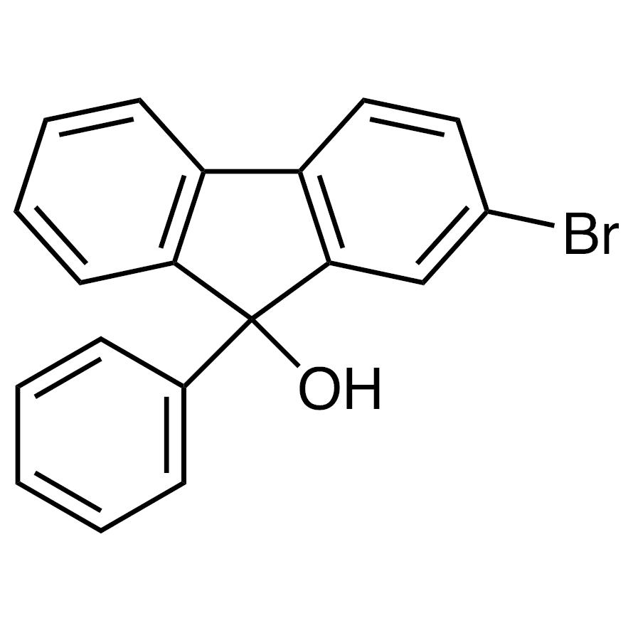 2-Bromo-9-phenyl-9H-fluoren-9-ol