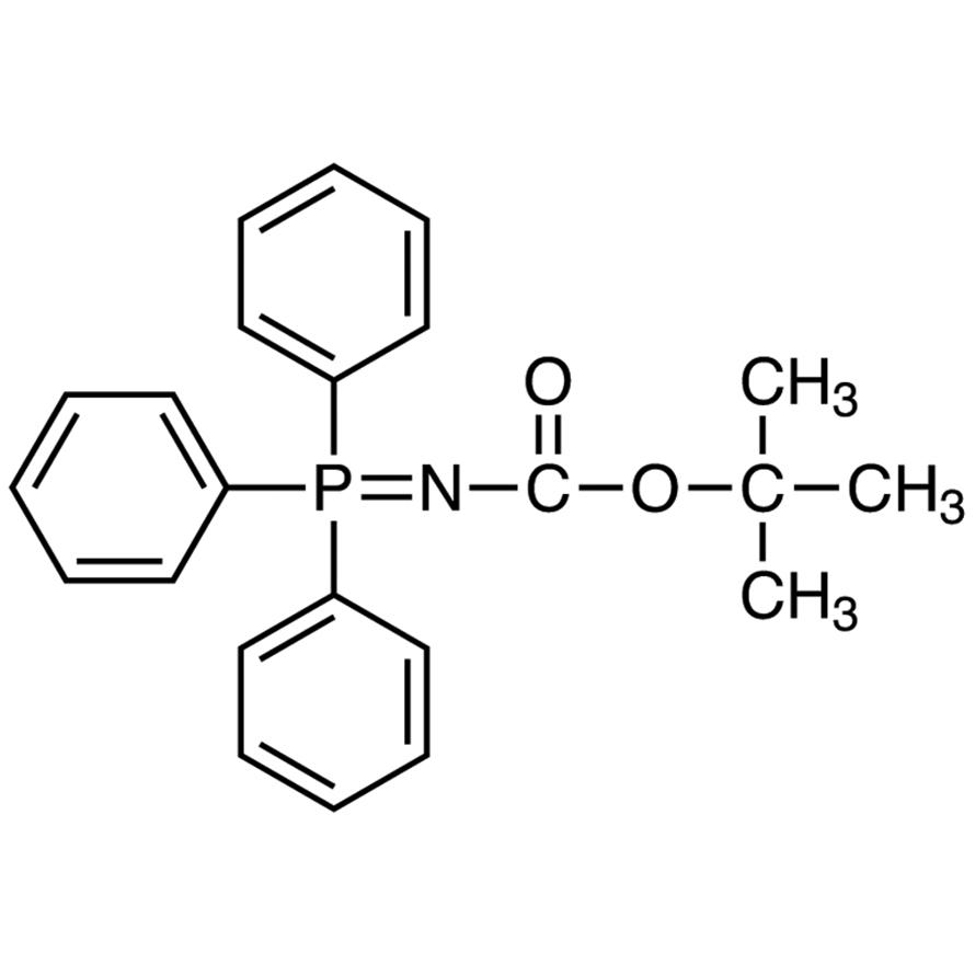 tert-Butyl (Triphenylphosphoranylidene)carbamate