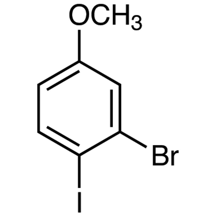 3-Bromo-4-iodoanisole