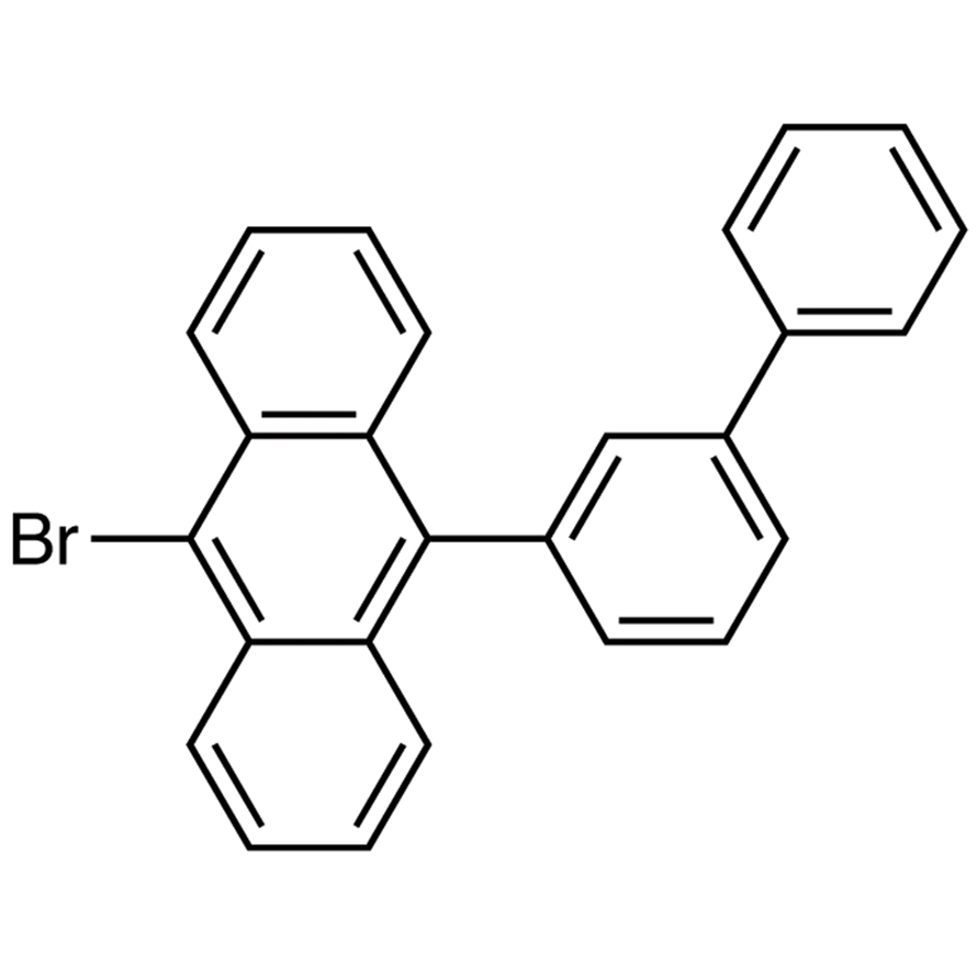9-([1,1'-Biphenyl]-3-yl)-10-bromoanthracene