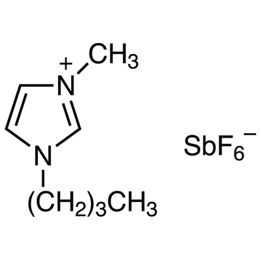 1-Butyl-3-methylimidazolium Hexafluoroantimonate