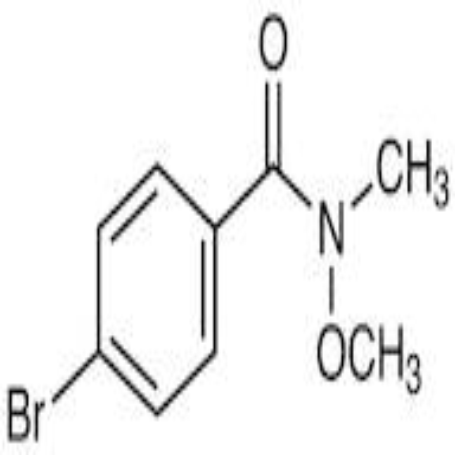 4-Bromo-N-methoxy-N-methylbenzamide