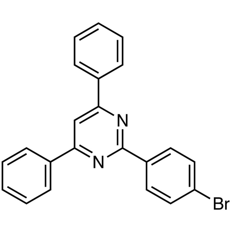 2-(4-Bromophenyl)-4,6-diphenylpyrimidine