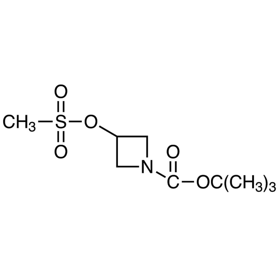 tert-Butyl 3-[(Methylsulfonyl)oxy]azetidine-1-carboxylate
