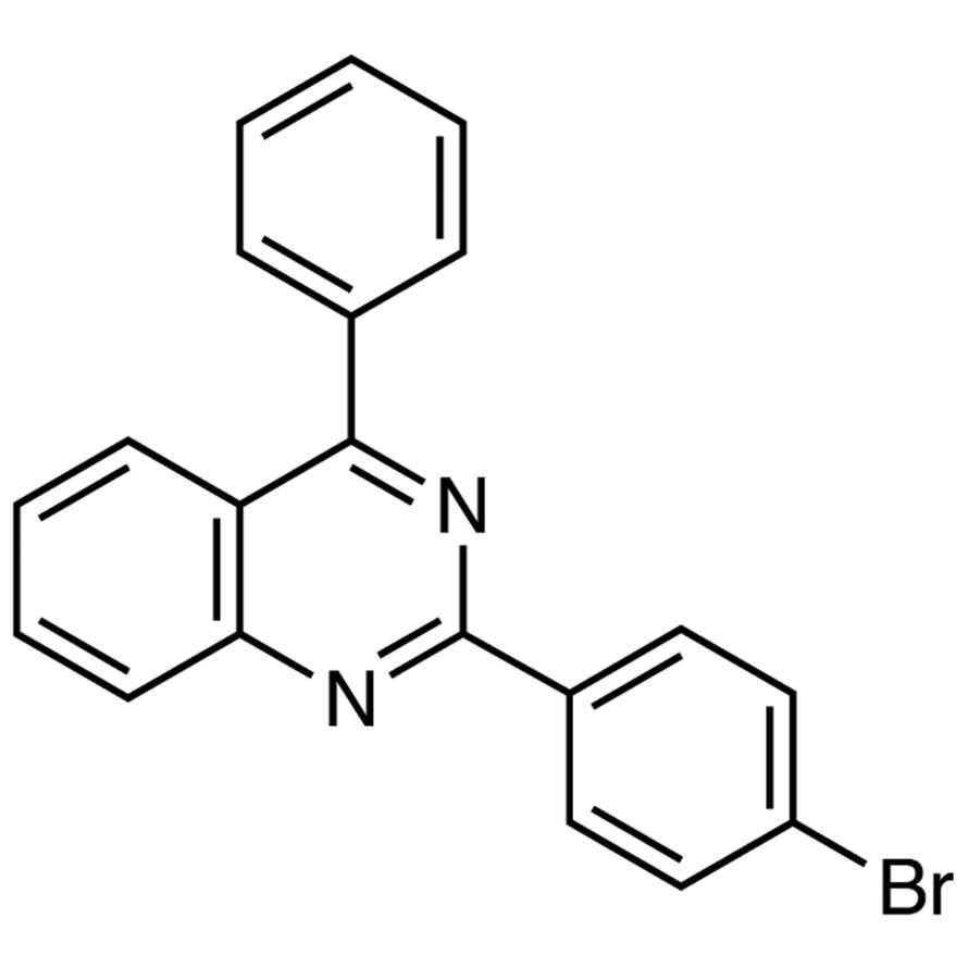 2-(4-Bromophenyl)-4-phenylquinazoline