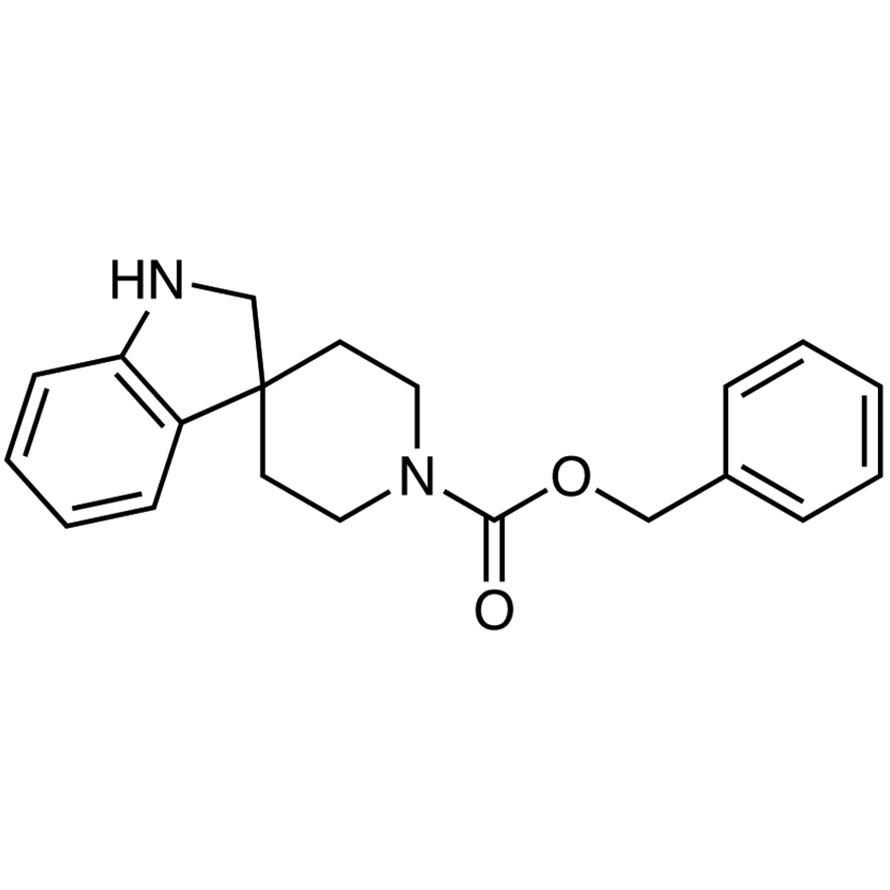 Benzyl Spiro[indoline-3,4'-piperidine]-1'-carboxylate