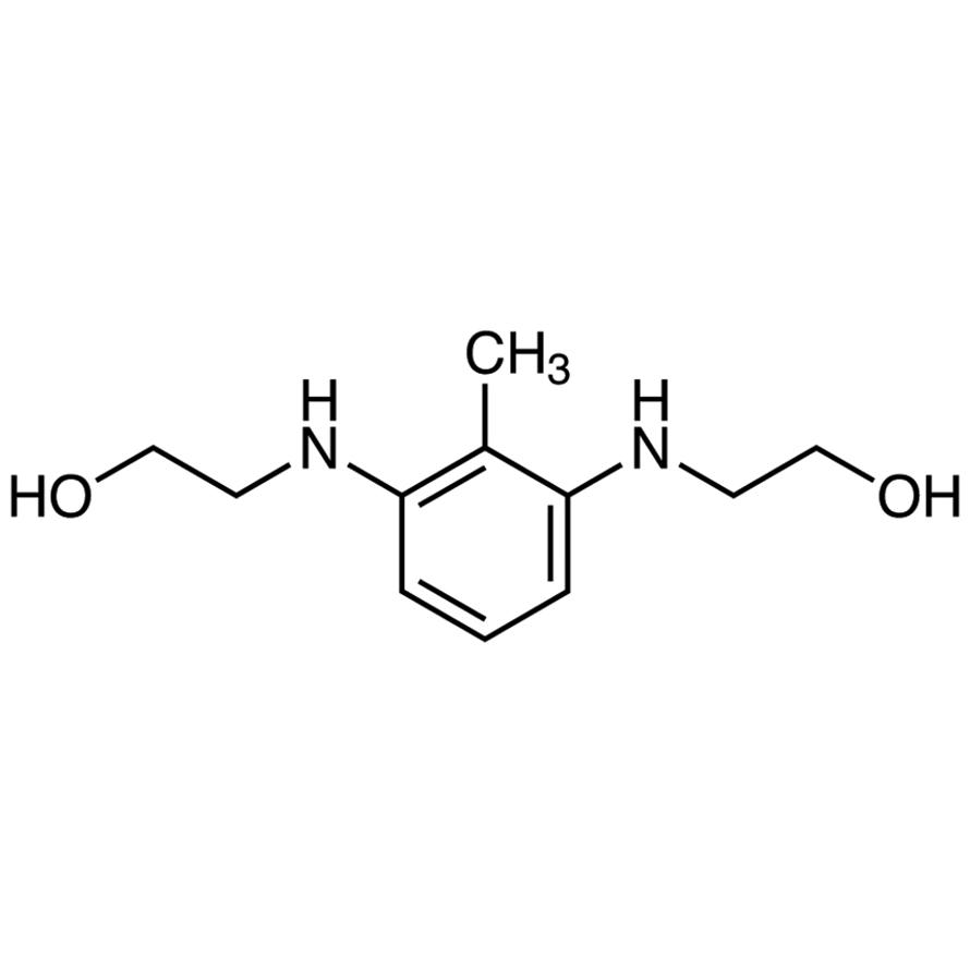 2,6-Bis[(2-hydroxyethyl)amino]toluene