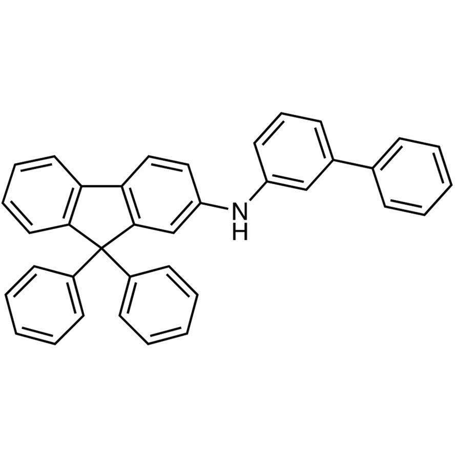 2-(3-Biphenylyl)amino-9,9-diphenylfluorene