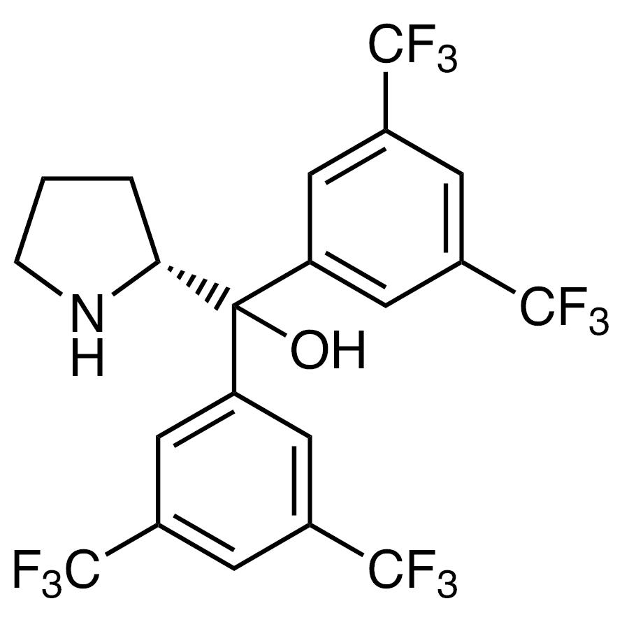 (R)-Bis[3,5-bis(trifluoromethyl)phenyl](pyrrolidin-2-yl)methanol