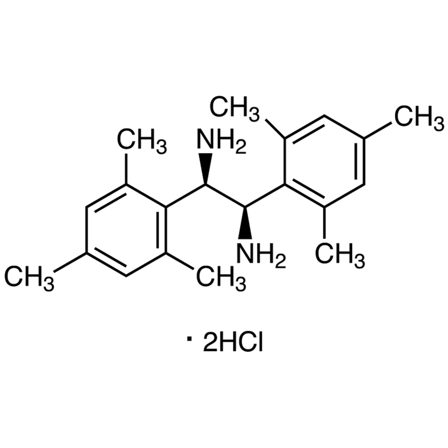(1R,2R)-1,2-Bis(2,4,6-trimethylphenyl)ethylenediamine Dihydrochloride