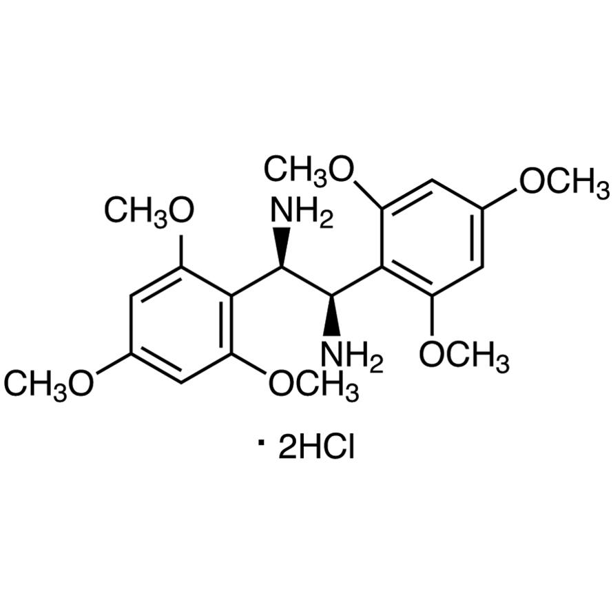 (1R,2R)-1,2-Bis(2,4,6-trimethoxyphenyl)ethylenediamine Dihydrochloride