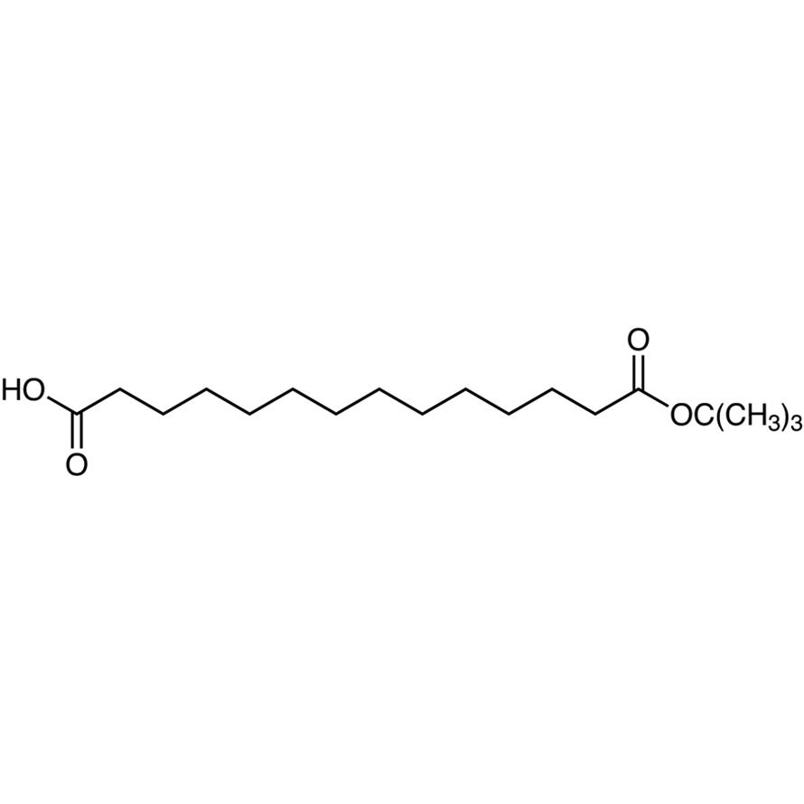 tert-Butyl Hydrogen Tetradecanedioate
