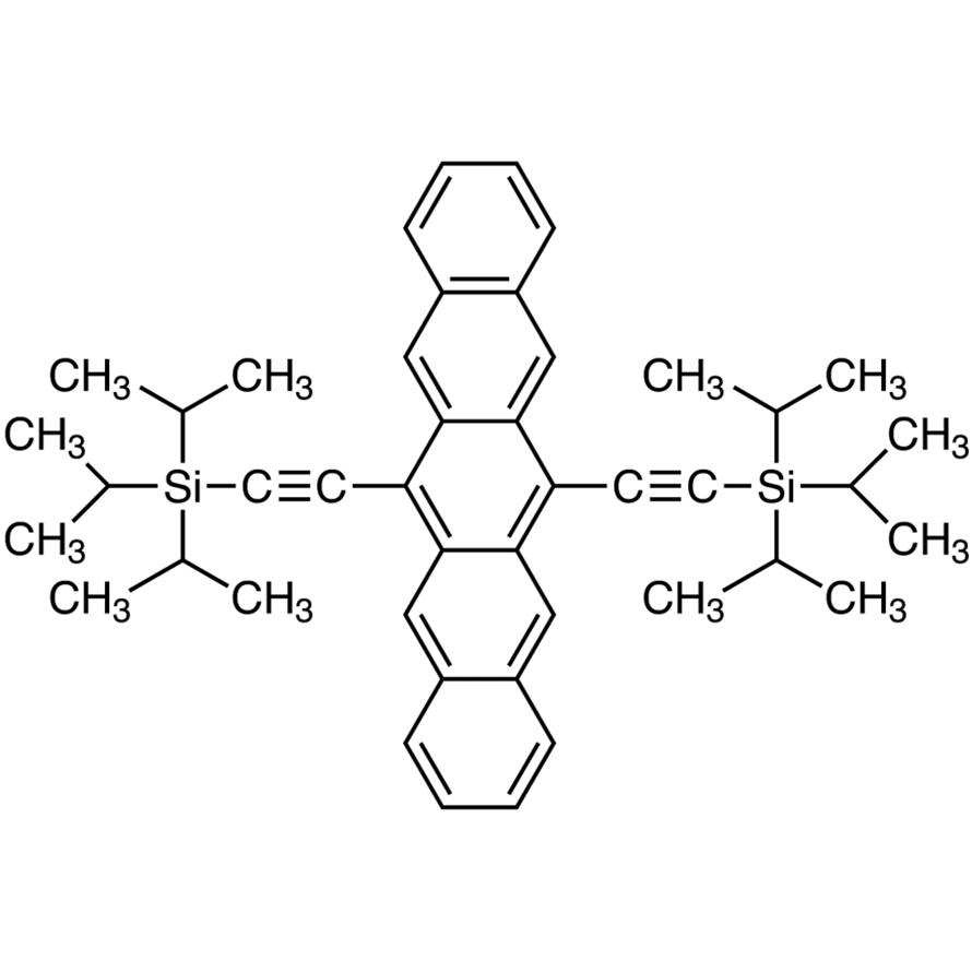6,13-Bis(triisopropylsilylethynyl)pentacene [for organic electronics]