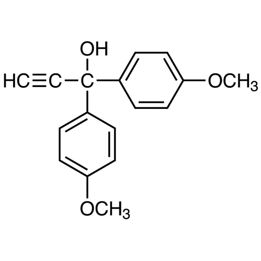 1,1-Bis(4-methoxyphenyl)prop-2-yn-1-ol