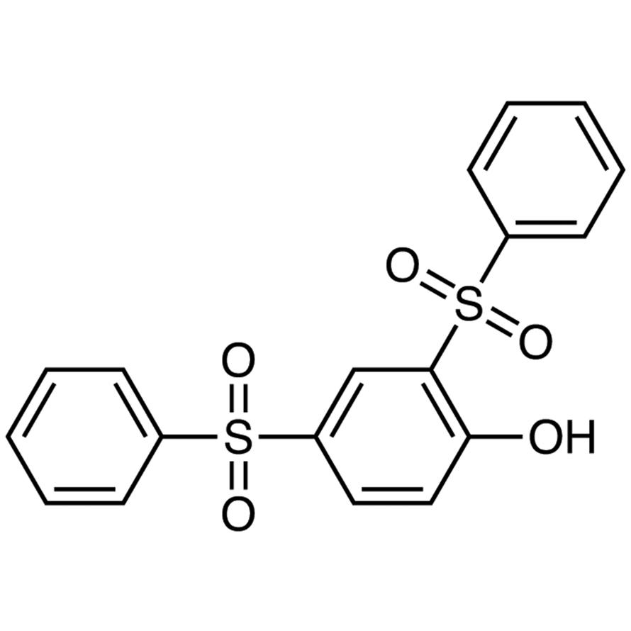 2,4-Bis(phenylsulfonyl)phenol